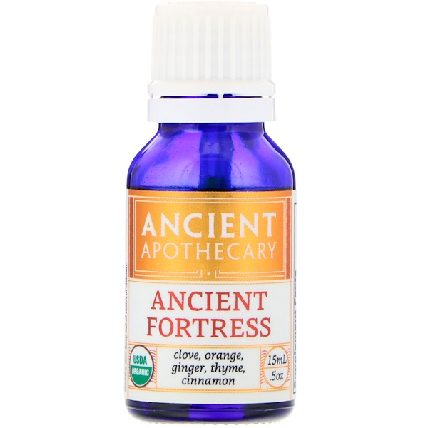 Ancient Apothecary, Древняя крепость, 15 мл (0.5 oz) (Discontinued Item)