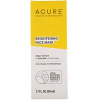 Brightening Face Mask, 1.7 fl oz (50 ml) - фото