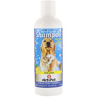 Pure & Gentle Shampoo for Dogs, Natural Citrus, 8 fl oz (237 ml) - фото