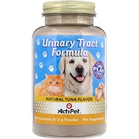 Urinary Tract Formula, For Dogs & Cats, Natural Tuna Flavor, 67.5 g - фото