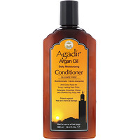 Argan Oil, Daily Moisturizing Conditioner, Sulfate Free, 12.4 fl oz (366 ml) - фото
