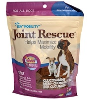 Sea Mobility, Joint Rescue, Beef Jerky, 9 oz (255 g) - фото