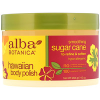 Hawaiian Body Polish, Sugar Cane, 10 oz (284 g) - фото