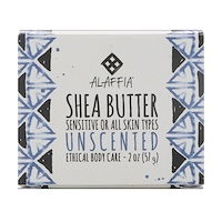 Shea Butter, Unscented, 2 oz (57 g) - фото
