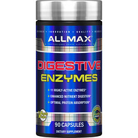 Digestive Enzymes + Protein Optimizer, 90 Capsules - фото