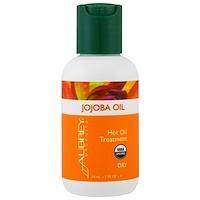 Organic Jojoba Oil, 2 fl oz (59 ml) - фото