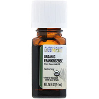 Organic Frankincense, .25 fl oz (7.4 ml) - фото