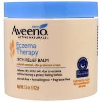 Active Naturals, Eczema Therapy Itch Relief Balm, 11 oz (312 gl) - фото