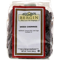 Dried Cherries, 10 oz (283 g) - фото