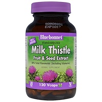 Herbals, Milk Thistle Extract, 120 Vcaps - фото