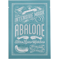 Blue Zone Marine, Intensive Mask, Abalone, 8 Sheets - фото