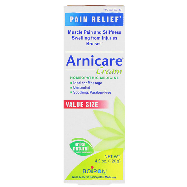 Arnicare Cream, Unscented, 4.2 oz (120 g)