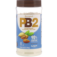 The Original PB2, Powdered Almond Butter, 6.5 oz (184 g) - фото