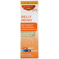 Belly Mend, Gut Support, Alcohol Free, 2 fl oz (60 ml) - фото