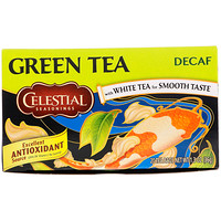 Green Tea, Decaf, 20 Tea Bags, 1.3 oz (36 g) - фото