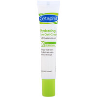 Hydrating Eye Gel-Cream with Hyaluronic Acid, 0.5 fl oz (14 ml) - фото
