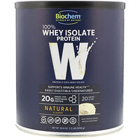 100% Whey Isolate Protein, Natural Flavor, 24.6 oz (699 g) - фото