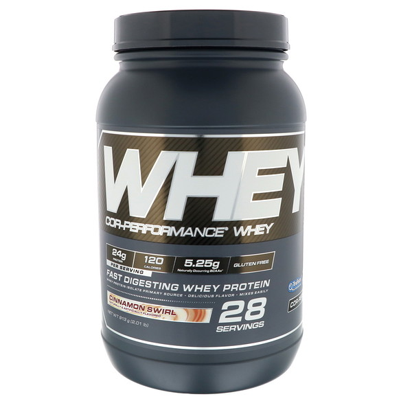 Cellucor, Cor-Performance Whey, Cinnamon Swirl,  2.01 lb (913 g)