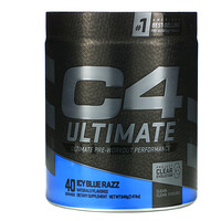 C4 Ultimate Pre-Workout Performance, Icy Blue Razz, 1.41 lbs ( 640 g) - фото