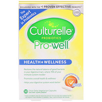 Probiotics, Pro-Well, Health & Wellness, 50 Once Daily Vegetarian Capsules - фото