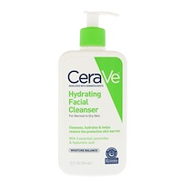 Hydrating Facial Cleanser, For Normal to Dry Skin , 12 fl oz (355 ml) - фото