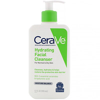 Hydrating Facial Cleanser, 12 fl oz (355 ml) - фото