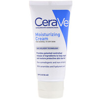 Moisturizing Cream, For Normal to Dry Skin, 1.89 fl oz (56 ml) - фото