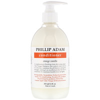 Conditioner, Orange Vanilla, 12 fl oz (355 ml) - фото