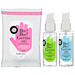 OMG!, Bye Bye Germs, Sanitizing Essential Kit, 3 Piece Kit - изображение