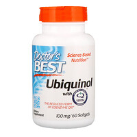 Ubiquinol with Kaneka, 100 mg, 60 Softgels - фото