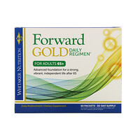 Forward Gold Daily Regimen, For Adults 65+, 60 Packets - фото