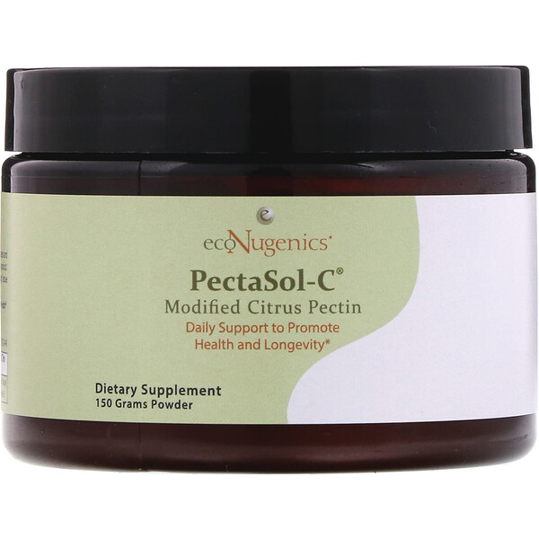 PectaSol-C, Modified Citrus Pectin Powder, 150 g