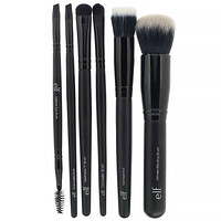 Flawless Face Kit, 6 Piece Brush Collection - фото