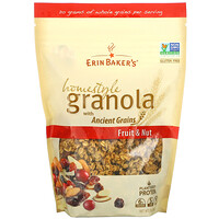 Homestyle Granola with Ancient Grains, Fruit & Nut, 12 oz (340 g) - фото