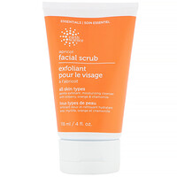 Facial Scrub, Apricot, 4 fl oz (118 ml) - фото