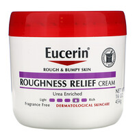 Roughness Relief Cream, Fragrance Free, 16 oz (454 g) - фото