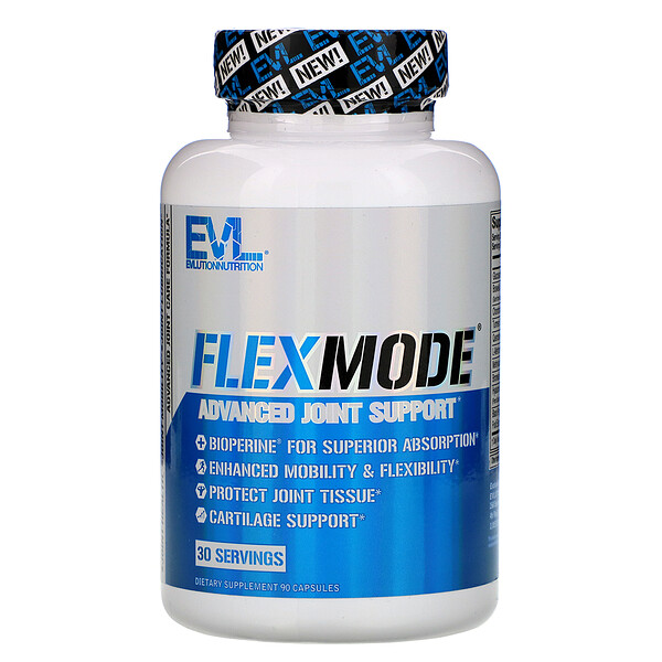 FlexMode, Advanced Joint Support, 90 Capsules