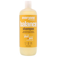 Balance, Shampoo, Smooth & Shiny, 20.3 fl oz (600 ml) - фото