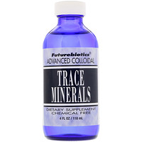 Advanced Colloidal Trace Minerals, 4 fl oz (118 ml) - фото