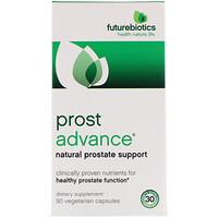 ProstAdvance, Natural Prostate Support, 90 Vegetarian Capsules - фото