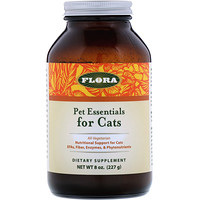Pet Essentials for Cats, 8 oz (227 g) - фото