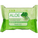 Aloe Moisture Soothing Cleansing Tissue, 30 Sheets, 120 ml - изображение
