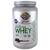 Sport, Certified Grass Fed Whey, Refuel, Chocolate, 23.7 oz (672 g) - фото