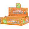 Go Raw, Organic Sprouted Bar, Apricot Flaxseed , 10 Bars, 0.4 oz (11 g) Each