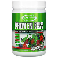 Proven Greens & Reds, High Nutrient Superfood Powder, Naturally Flavored, 12.69 oz (360 g) - фото