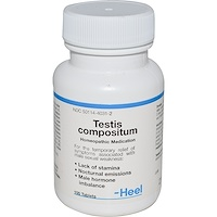 Testis Compositum, 100 Tablets - фото
