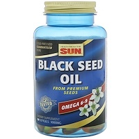 Black Seed Oil, 90 Softgels - фото