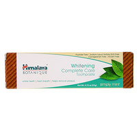 Whitening Mint Travel Toothpaste, Simply Mint, 0.75 oz (21 g) - фото