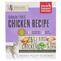 Grain-Free Dehydrated Cat Food, Chicken Recipe, 2 lbs (0.9 kg) - фото