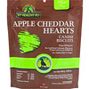 Holistic Blend, My Healthy Pet, Apple Cheddar Hearts, Canine Biscuits, 8.29 oz (235 g)